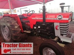 Massey Ferguson 188 tractor (786)