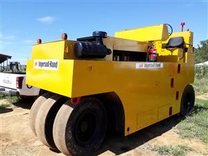 ingersol rand 21t pneumatic roller for sale