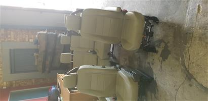 Land Rover Disco III Complete set Seats