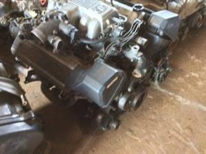 Lexus v8 engine stripping for spares