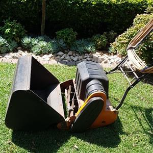 Chieftan lawnmower