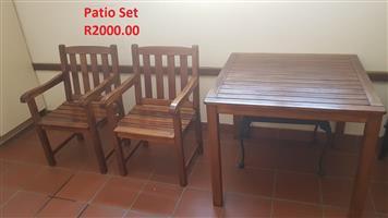 Patio set - Good Condition, Vanderbijlpark