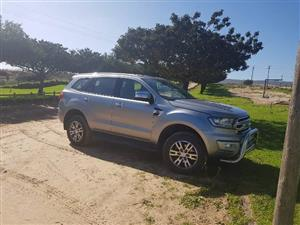 2016 Ford Everest 3.2 XLT