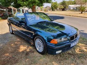1996 BMW 3 Series 328i auto