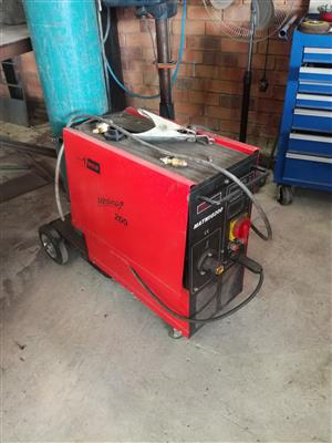 Matweld 200 Mig Mach for sale