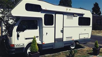 caravan & motorhome reufurbishment