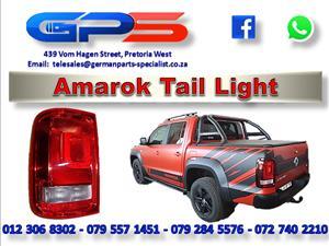 VW Amarok Tail Light New Part for Sale