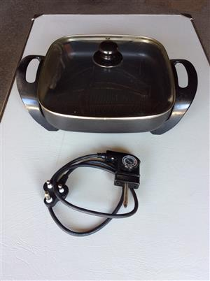 Electric Frying Pan, Electric Pressure Cooker and Electric Kettle
