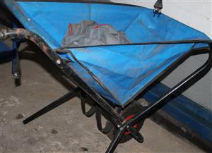 S035391E Fold up wheel barrow #Rosettenvillepawnshop