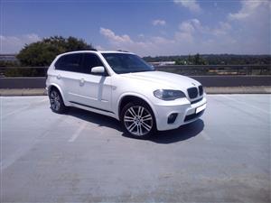 2011 BMW X5 xDRIVE30d M SPORT