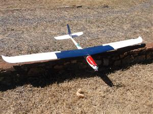 Motorised Radio Control Glider