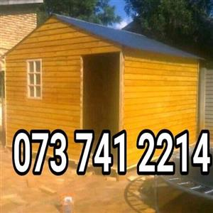 3 x 3 Wendy House 073 741 2214
