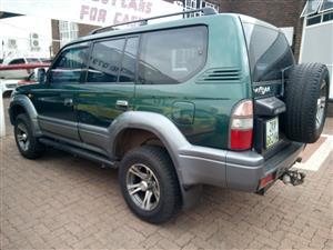 1998 Toyota Land Cruiser Prado 4.0 VX