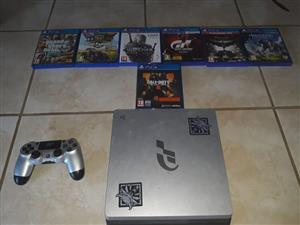 Grand turismo limited edition PS4 for sale