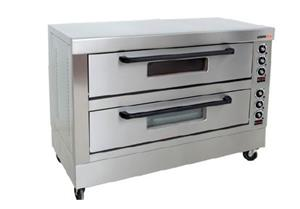 DECK OVEN ANVIL - 6 TRAY - DOUBLE DECK-DOA4002