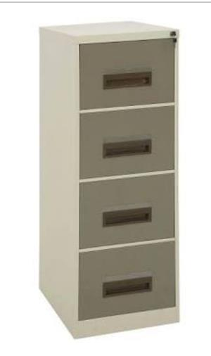 4 Drawer Filing CabinetsnNEW
