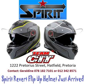 Spirit Revert flip up Helmet