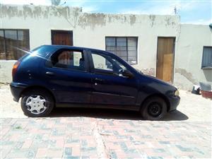 2000 Fiat Palio 1.6 EL 5 door
