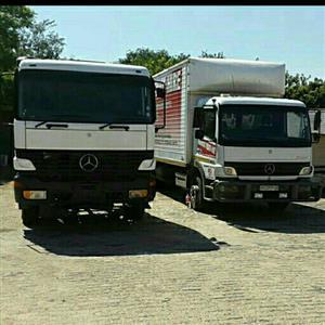 R.T.H Logistics & Self Storage Units