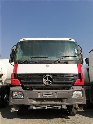 Maintain Consistency & Invest That Money, Get This Mercedes Benz , 8 Cube Concrete Mixer x 2