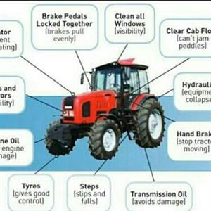 Truck to Tractor Spares