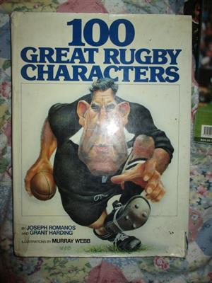 100 Great Rugby Characters