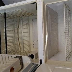 kelivinotor Fridge freezer 230l working