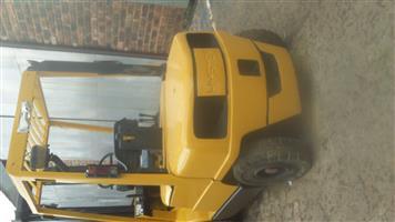 Hyser Forklift for sale