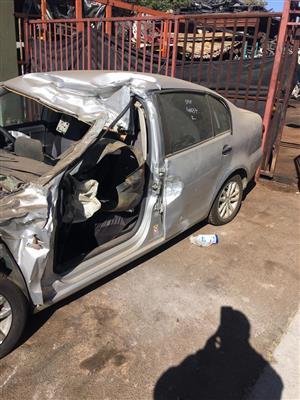 Polo Vivo 2015 Sedan Stripping
