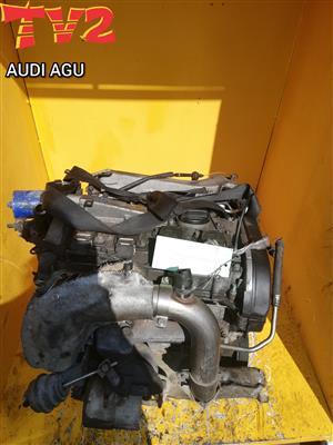 VOLKSWAGEN- AGU ENGINE FOR SALE
