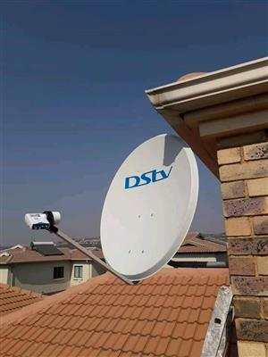 DSTV Installations Signal Correction Upgrades Re-locations and Extra Points