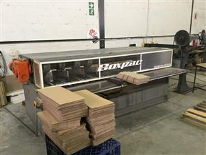 Boxpac Corrugated Box Machines