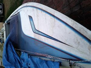 Raven boat