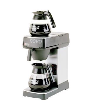 COFFEE MACHINE BRAVILOR / NOVO WITH 2 JUGS - CMB0001