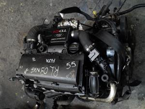 FORD FIESTA 1.4TDCI ENGINE (F6JA)    FOR SALE