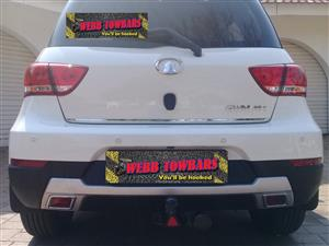 GWM Standard/Detachable Towbars, Double Tube & Step Towbars