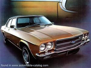 Chevrolet Constantia/De Ville/El Camino windscreen