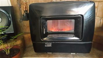Becker Model 385 anthracite heater