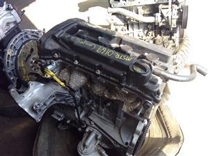 Jeep Patriot 2.4 Petrol Engine