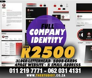 COMPANY START UP PACKAGE