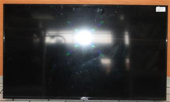Hisense led backlight tv with brackets , legs black and remote S037799A  #Rosettenvillepawnshop