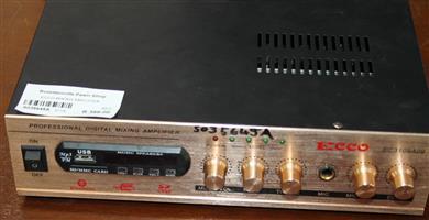 S035645A Ecco mixing amp #Rosettenvillepawnshop