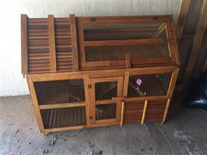 Bunny/Parrot cage