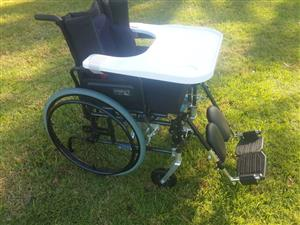 Wheelchair  Feather-light Brand New and never used