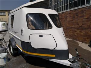 Used, 2 x Sherpa Tiny RoughRoaders FOR SALE for sale  Edenvale