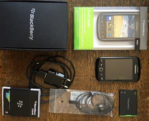 BlackBerry 9380 Curve smartphone