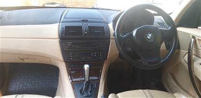 2006 BMW X3 sDRIVE 18d M SPORT (G01)