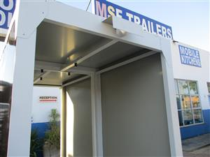 SANITISING BOOTH FOR SALE