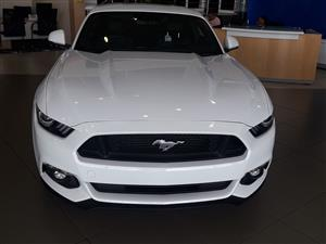2019 Ford Mustang 5.0 GT fastback