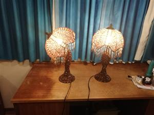 Two lamps for sale